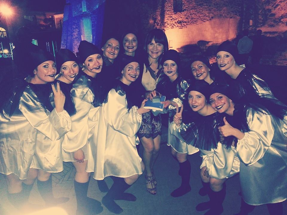 Risultati immagini per premio Napoli Cultural Classic 2014